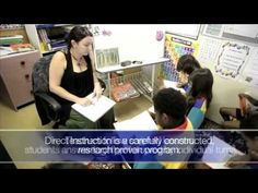 Direct Instruction teaching