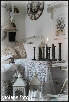 violas romantiska hem