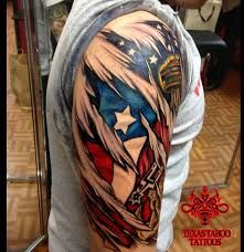 texas tattoo sleeves - Google Search