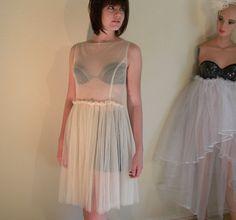 Lace Dress by allfieruth on Etsy, $60.00