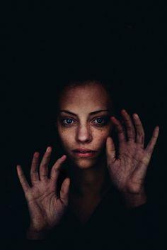 Dark Beauty Magazine - Photographer: Aufzehengehen - Jonas Hafner Fotografie Model: Sandra Löwenherz