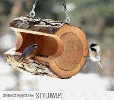 cute & functional bird feeder