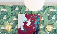 Making A Statement With Colors: 27 Watercolor Walls Ideas
