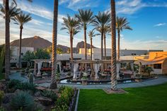 JW Marriott Scottsdale Camelback Inn Resort & SpaScottsdale, AZ