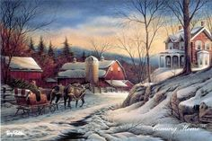 Terry Redlin Prints