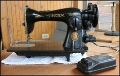 Learning to Sew: Peter's Top Ten Tips!