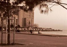 The New Promenade | Nea paralia, is located between the White Tower and…