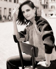 "evagreennews: ""Eva Green Photoshoot on location in Rome. Eva Green Casino Royale, Hollywood Actresses, Actors & Actresses, Actress Eva Green, Green News, Teresa Palmer, Penny Dreadful, Green Hair, Beautiful Celebrities"