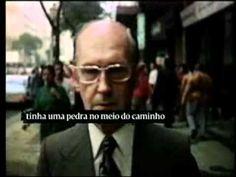 Carlos Drummond de Andrade - No Caminho de Drummond (série Mestres da Literatura). - YouTube