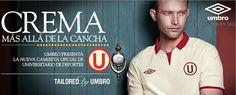 Club Universitario de Deportes 2013 Umbro Home and Away Kits