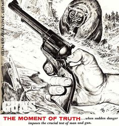 #throwbackthursday brought to you by this classic Ruger ad for the Blackhawk .44 magnum from the September 1957 issue of GUNS Magazine. The retail list price of the gun back then? A whopping $96. Follow our profile link to see the entire ad inside the full issue. ---------- #gunsmagazine #guns #ruger #blackhawk #44magnum #igmilitia