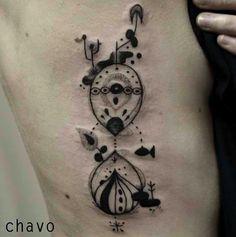 tattoo by Chisato Chavo