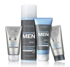 North For Men - Oriflame  Productos para Hombres: 23 a 30% de desconto em http://pt.oriflame.com/recruits/online-registration.jhtml?sponsor=17622408_requestid=1138295
