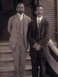 22 de febrero de 1913 asesinan al presidente Francisco I. Madero y el vicepresidente José María Pino Suárez http