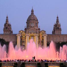 Font Màgica #Montjuïc #Barcelona