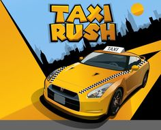 Taxi Rush    http://www.greatcargames.com/delivery-games/taxi-rush-3680.html