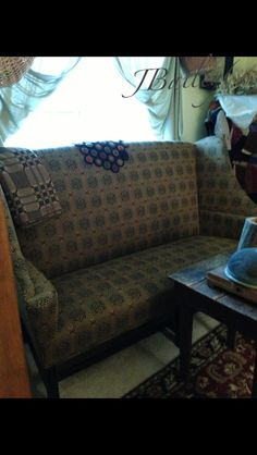 My Jb Couch Primitive Living Room Furniture