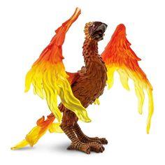 Mythical Birds, Mythical Creatures, Greek Mythological Creatures, Safari, Pokemon Room, Animal Action, Monster Toys, Fantasy Figures, Kinds Of Birds
