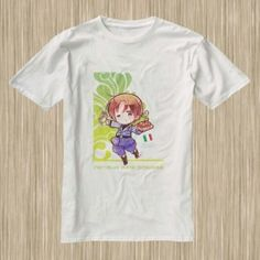 Hetalia Axis Powers 13W #HetaliaAxisPower #Anime #Tshirt