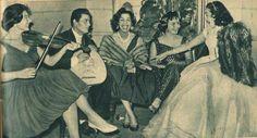 Leila Fawzy, Shoukry Sarhan, Samia Gamal, Shadya and Madeeha Yousry Egyptian Actress, Egyptian Art, Leila, Just Beauty, Celebs, Celebrities, Classic Beauty, Golden Age, Movie Stars
