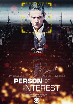 John Reese from Person of Interest