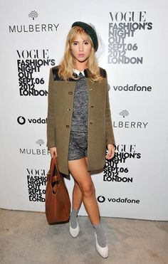 :: model, actress and singer, suki waterhouse ::