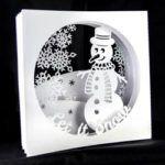 Tunnelkarte Let it Snow