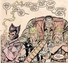 liefeld_x=men5005-620x572 quadrinhos-x-men-outback-marvel-comicsQuadrinhos: X-Men Outback (Marvel Comics) X-Men_Outback_Marvel Comics - PIPOCA COM BACON #PipocaComBacon Queda Dos Mutantes #Gateway #Teleporter #Jubileu #MarvelComics #Psylocke #Reavers #Carniceiros Fall Of TheMutants #TheUncannyXMen #Outback #Xmen #Quadrinhos #Comics