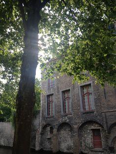Bruges, De Dijver