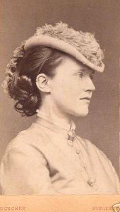 The 1870s Victorian - 1870's Queen Elizabeth of Romania.