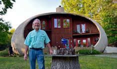 Gallery and profile of an early Monolithic Dome homeowner | Monolithic Dome Institute