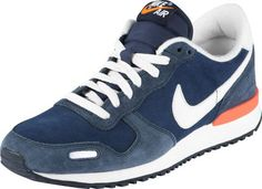 Nike Air Vortex Leather Schuhe navy