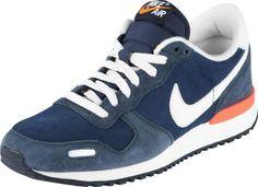 Nike Air Vortex Leather chaussures bleu