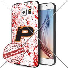 NEW Pacific Tigers Logo NCAA #1449 Samsung Galaxy S6 Black Case Smartphone Case Cover Collector TPU Rubber original by WADE CASE [Blood] WADE CASE http://www.amazon.com/dp/B017KVNR6K/ref=cm_sw_r_pi_dp_6zrywb058V67X
