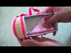 learn how to make your own baskets out of common household items... basket weaving made easy