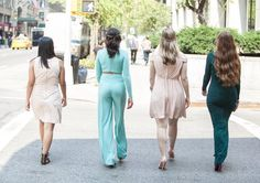 Pin for Later: This Is What Happens When the Disney Princesses Become Street Style Stars
