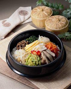 Dol-sot Bibimbab  A satisfying dish for vegans