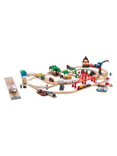 Railway World Deluxe Set from Brio Toys