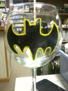 10.2012 Emily's 21st Bday Wine Glass