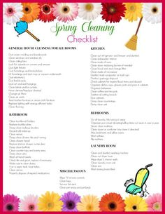 5 Ways to Rock Spring Cleaning with free printable spring cleaning checklist #ad #DGHomeCleanHome