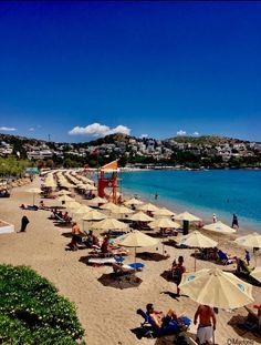 Akti Beach,Vouliagmeni,Athens,Greece