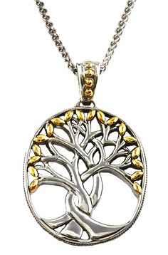 Celtic Tree of Life Jewelry | Keith Jack Tree of Life Pendant