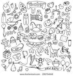 doodles baby - Szukaj w Google