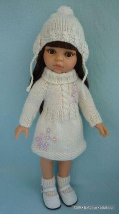 Oсенние наряды для паолочек (Куклы Paola Reina 32 см) / Paola Reina, Antonio Juan и другие испанские куклы / Бэйбики. Куклы фото. Одежда для кукол