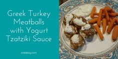 There's nothing better than a yummy homemade Tzatziki sauce to dress up your turkey meatballs. This recipe was featured in our latest 5-Day Dinner Party celebrating the open enrollment for Simply17 (my weekly meal planning service).   During our virtual dinner party, Sandra went an extra step and included her party favors at dinner time. …