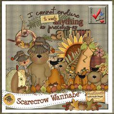 Scarecrow Wannabe