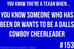 Yep. When I was a hair stylist I had a client who was a Dallas Cowboy Cheerleader...and worked two other jobs as well.