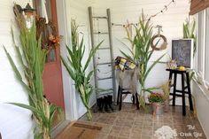 A Fall Fair Themed Mud Room :: Hometalk
