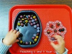 Teaching 2 and 3 Year Olds: Math