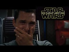 """Matthew McConaughey's """"Reaction"""" To The """"Star Wars"""" Trailer Will Make Your Day"""
